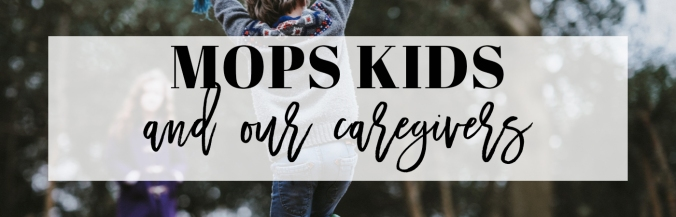 MOPS of Newnan Kids and Caregivers